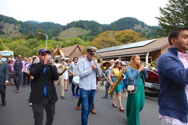 Stinson Beach, Marin County wedding