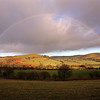 A view near the Stiperstones, Shropshire.