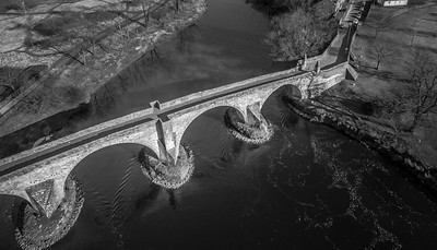 160306 Stirling Castle and Old Bridge A004