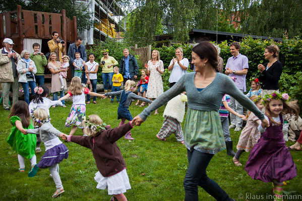 Sommerfest i stjernedalen