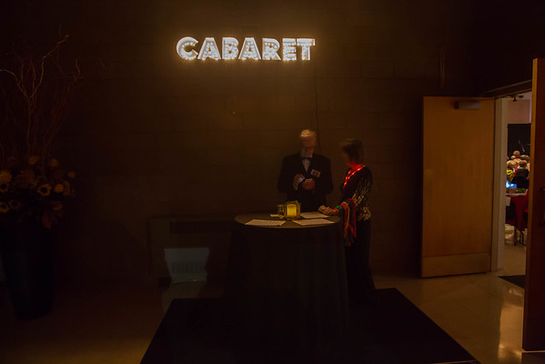 Cabaret 2015, Friday, Bill Cameron