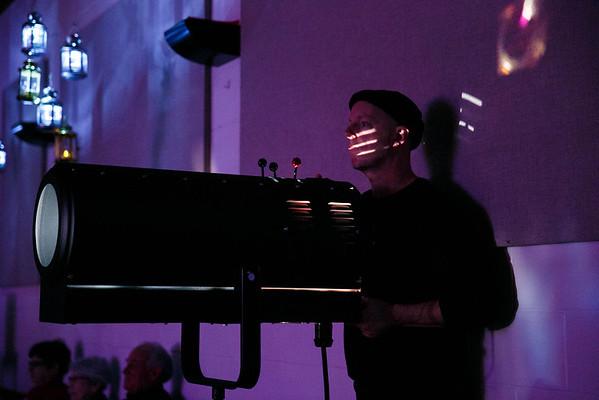 George Maurer, Christmas Show, Dec 8, 2013