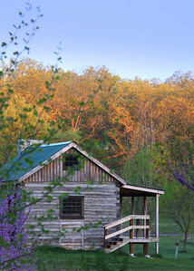 Calloway Cabin at Hidden Waters Park