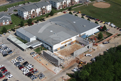Aerial photography Springfield, MO