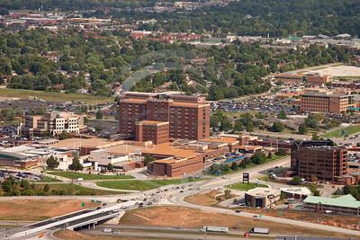 Cox South hospital, Springfield, MO (Missouri)