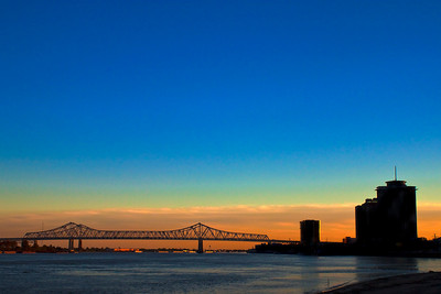 River Walk Area, New Orleans