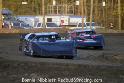 April 10, 2010 Redbud's Pit Shots Delaware International Speedway Season Opener