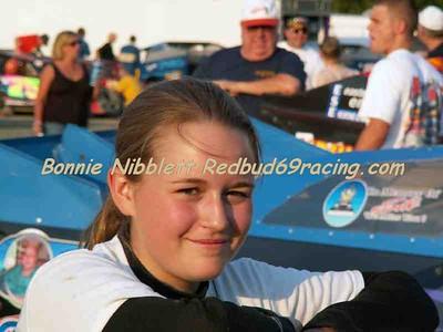 August 16, 2008 Redbud's Pit Shots Delaware International Speedway