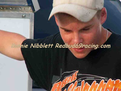 August 2, 2008 Redbud's Pit Shots Delaware International Speedway