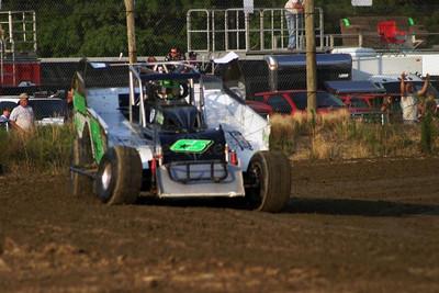 July 2, 2011.....Redbud's Pits Shots Delaware International Speedway
