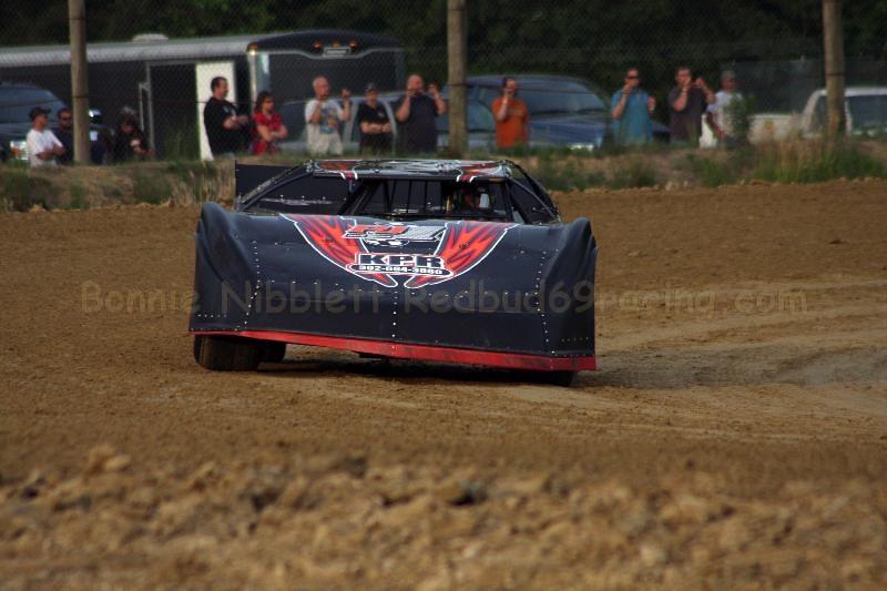 May 26, 2012 Redbud's Pit Shots Kyle Dixon Memorial Delaware International Speedway