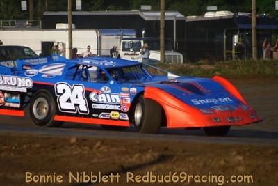 May 28, 2011 Redbud's Pit Shots Delaware  International Speedway