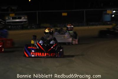 October 8, 2010 Redbud's Pit Shots US13KartClub 3rdFlatHead 370 & Jr. Unrestricted