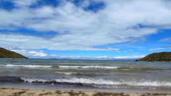 Lake Titcaca Time Lapse
