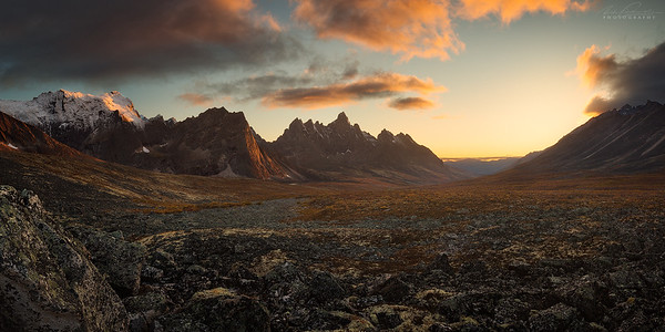 """VALLEY OF THE MIDNIGHT SUN"""