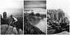 """ROCK TRIPTYCH #1 (COLOUR-LESS)"""