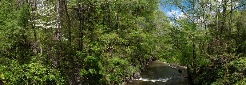 013-Brush-Creek-Falls-Panoramic-Indiana-Lee-Mandrell-Spring