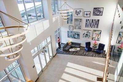 Lobby High View
