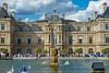 Jardin du Luxembourg -Fountain