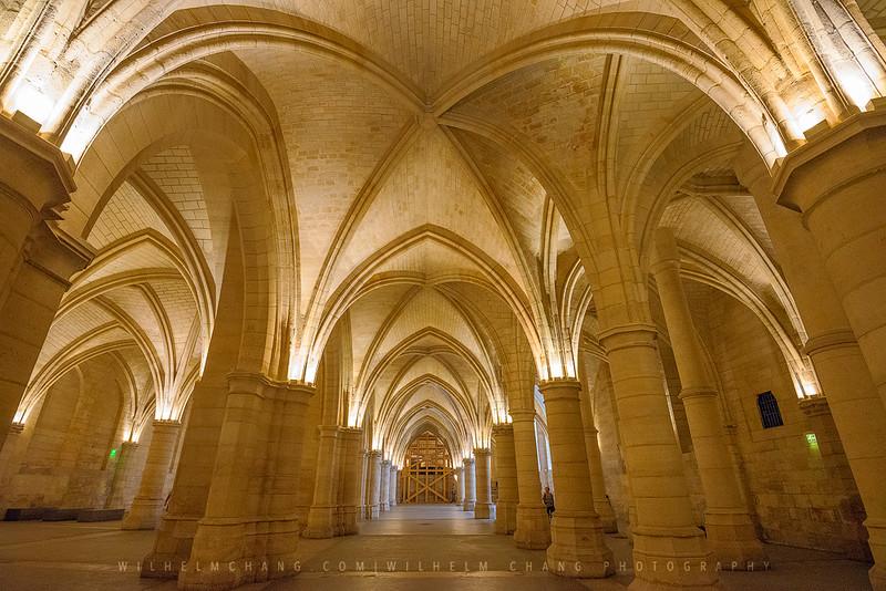 Hall of Guards, Conciergerie