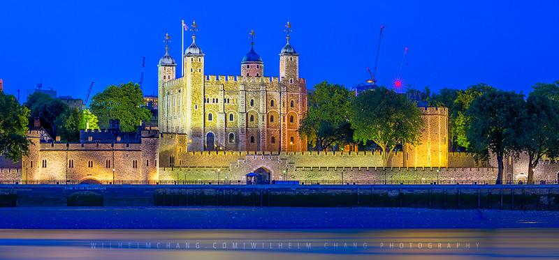 Tower of London -Blue Hour