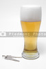 Drunk Driving Concept - Beer, and Car Keys