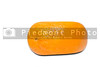 A prescription orange pill waiting for FDA approval.