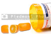 Prescription orange pills waiting for FDA approval.