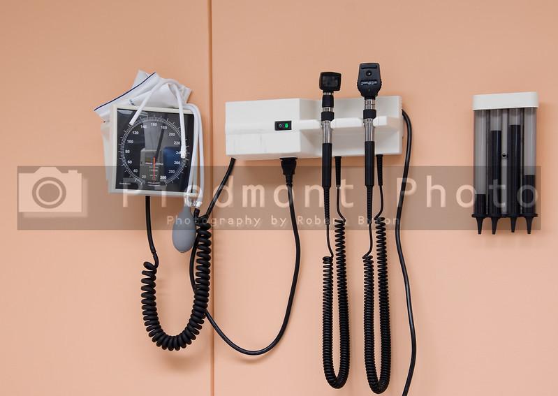 Otoscope and Sphygmonanometer