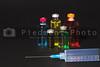 A collection of prescription medicine vials and a syringe.