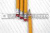 A bunch of school pencils.