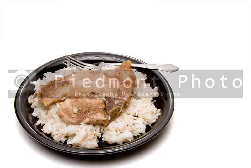 Porkchops and Rice