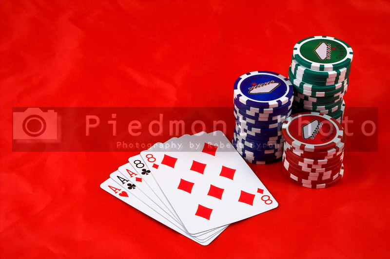 Aces and eights - the dead man's hand.