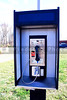 A payphone - used by folks in the days pror to cell phones.