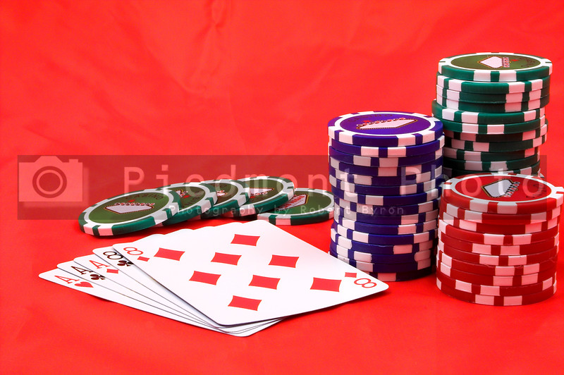 The Dead Man's Hand - Aces and Eights