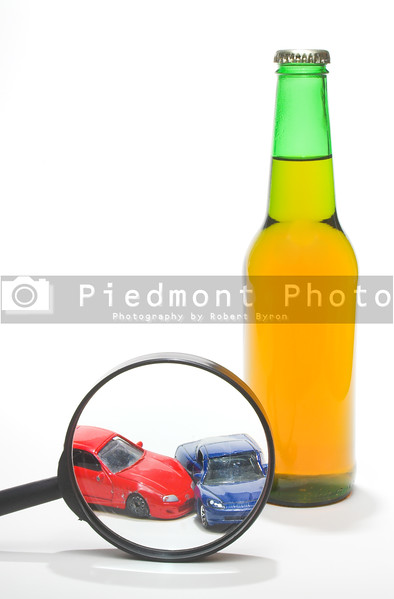 The concept if driving under the influence of alcohol.