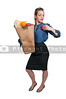 Woman Shopping Bags