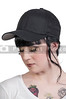Woman Wearing Baseball Cap