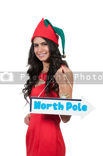 A beautiful black woman elf