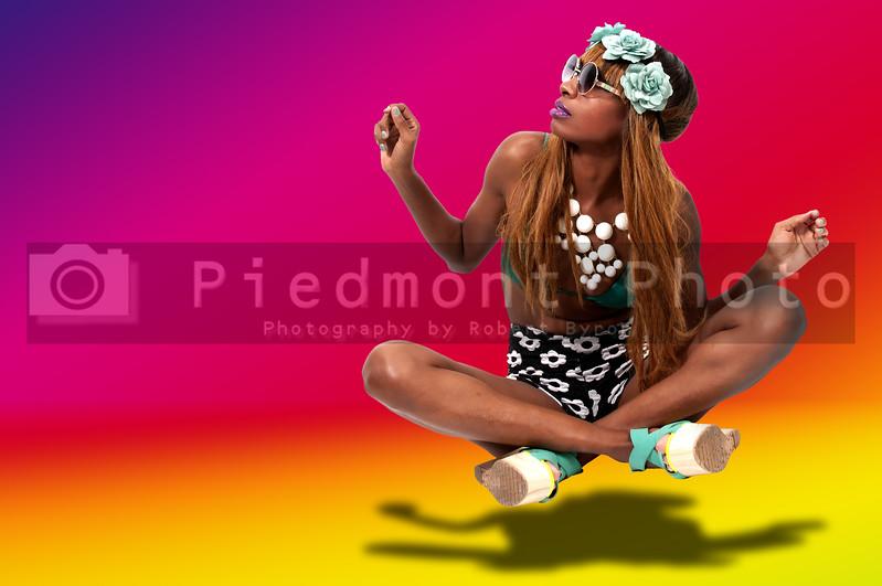 Woman Hippie