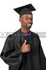 Black Man Graduate
