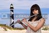 Woman Flutist