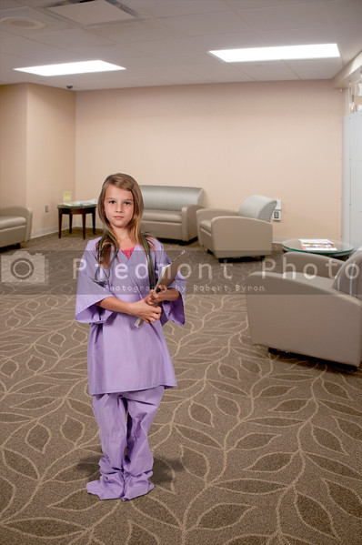 Little Girl Surgeon