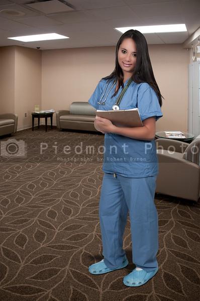 Beautiful Woman Doctor