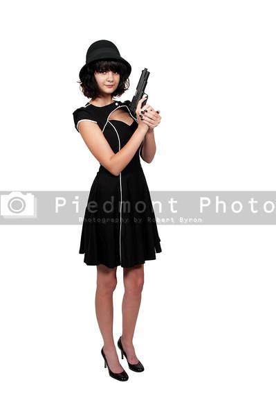 Woman Criminal