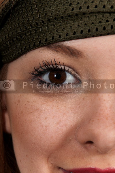 Beautiful Womans Eye