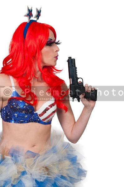Woman Rave Girl