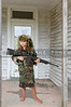 Little Girl Soldier