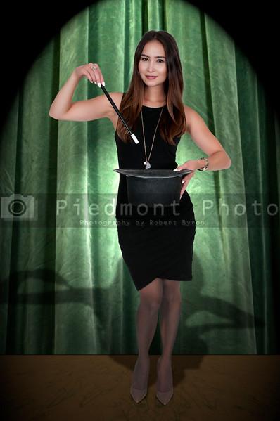 Woman Magician