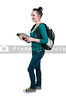 Woman Student